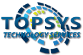 TOPSYS TECHNOLOGY SERVICES Logo